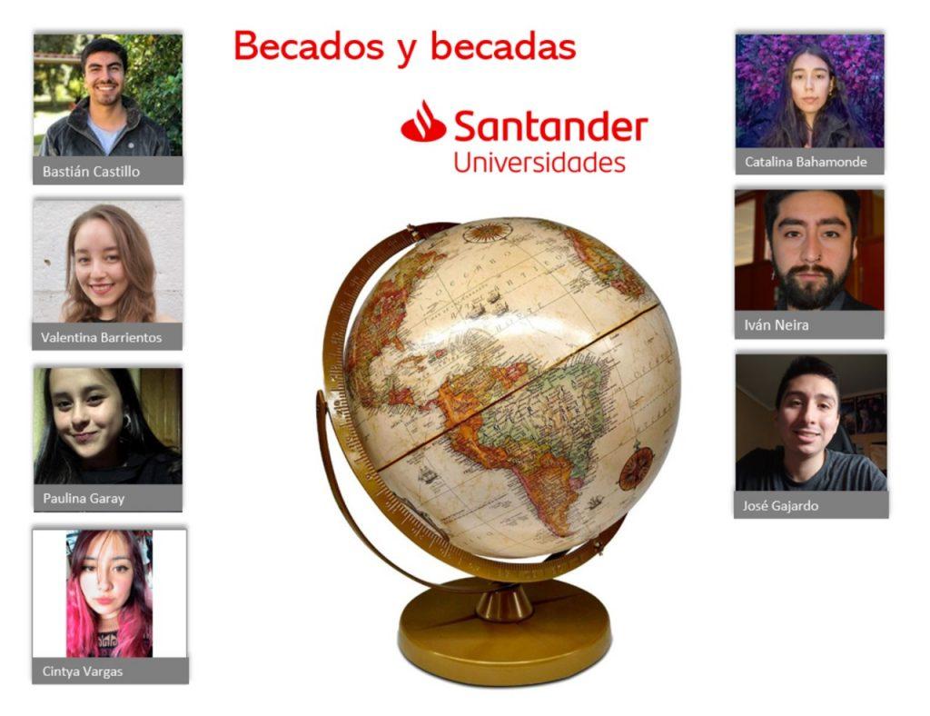 Estudiantes UACH Realizarán Intercambios En España, Francia Y Uruguay